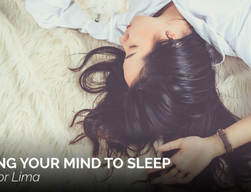 Leading Your Mind To Sleep