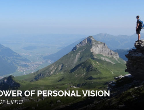 The Power of Personal Vision