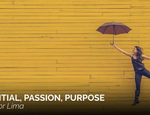 Potential, Passion, Purpose